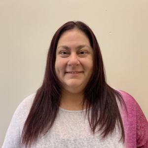Evie Closi, Center Director for Ulster County Behavioral Health Centers