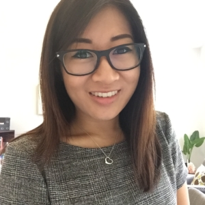 Nicole Wong, Director of Family Support Services