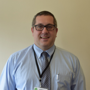 Mark Sasvary, Director of Clinical Services